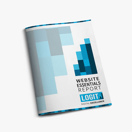 Website Essentials Report by Logit - Cover