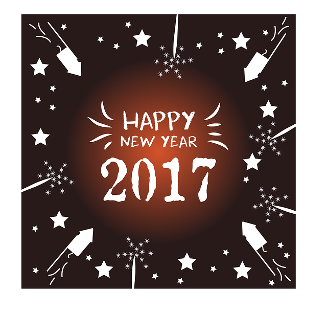 Happy New Year 2017 from Logit!