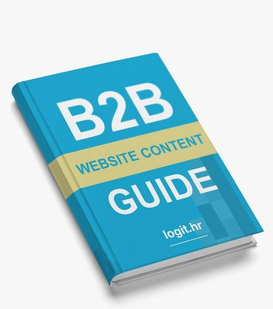 B2B Website Content Guide by logit.hr
