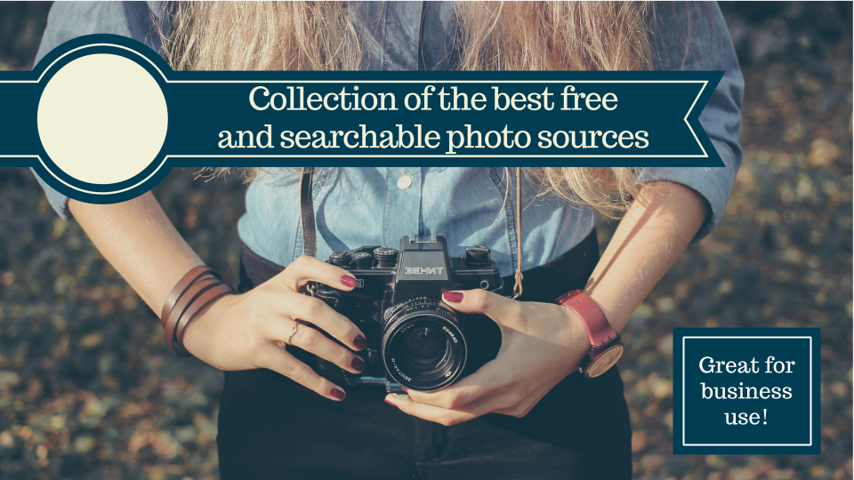 The Best Totally Free and Searchable Photo Collections - Cover
